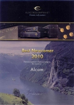 ALCOM - the best Newcomer for Electrocompaniet